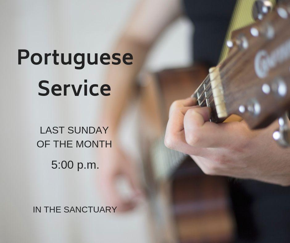 Portuguese Service
